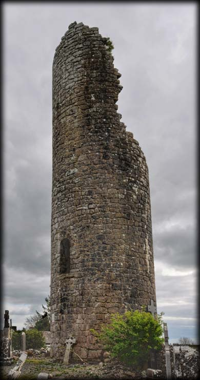 Kilbennan Round Tower
