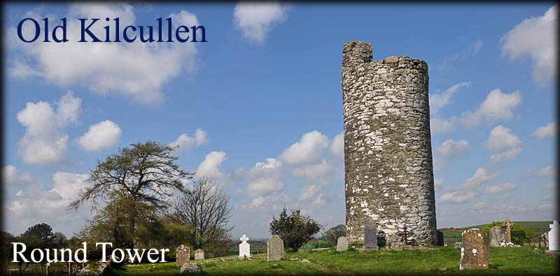 Old Kilcullen Round Tower
