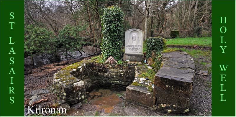 St Laaair's Holy Well, Kilronan