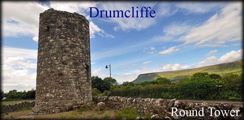 Drumcliffe Round Tower