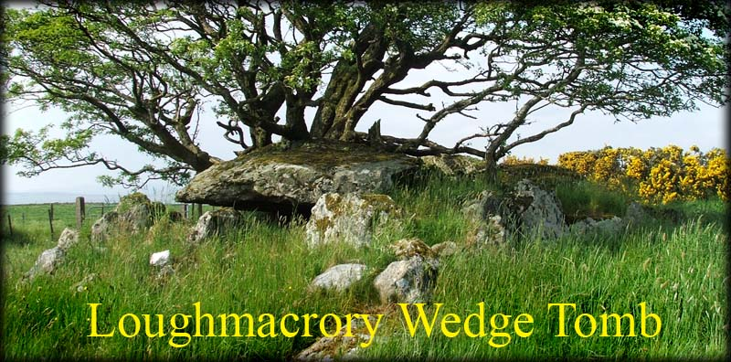 Loughmacrory Wedge Tomb